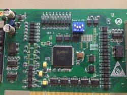 Scheda dell'acquisizione dei dati solida della scheda di controllo di movimento di Jmc PCI-9014 di tecnologia