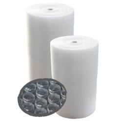 耐久性の高いロールカラム包装膨張可能クッションプラスチックロールの防動作 エアバブルフィルム