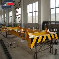 De Verspreider van het Frame van de Container van de semi-Auto van ISO 20FT/40FT 35t