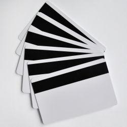 2018the de nieuwe Kaart van Gegevens - de Kaart van de Streep van Hico Mag/het 3-spoor van pvc Plastic Hoge Magnetische (HiCo) Kaart Coercivity
