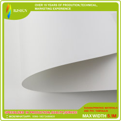 Impressão em cores vivas e brilhantes de tinta corante de PP Rolo de papel para imprimir