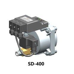 공기 손실 없는 응축수 드레인 밸브 자동 트랩 공기 임대인 배출 스마트 드레인 모델 SD400