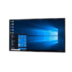 Высокое качество 32 43 55-дюймовый FHD настенного ЖК-дисплей Digital Signage с сенсорным экраном