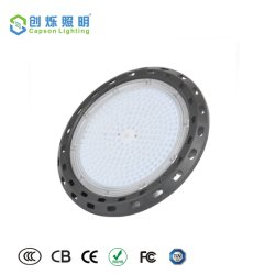 Chips CREE Driver Meanwell 140lm exterior IP65 150W OVNI High Bay LED Light