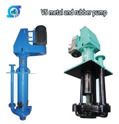 Acqua di lavorazione minerale semi-sommergibile fango di sabbia coppa di estrazione centrifuga Pompa per impasto in gomma industriale verticale Sp SPR Pit
