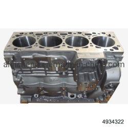 Bloco do cilindro se encaixa a Cummins 4isbe4.5 Qsb4.5 Motor Motor 4955475