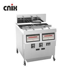 Commerical Gas-geöffnete Bratpfanne Ofg-322/Boaster-Huhn-Maschine/Huhn-Bratpfanne
