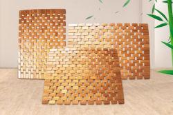 De Badmat van het bamboe voor Shower/Bath/SPA of Sauna