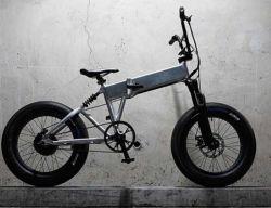 8 ファンモーターベルトタイヤ折りたたみ式電動自転車脂肪タイヤ E バイク