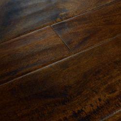 Большие (big) листьев акации (Азиатский орех) деревянный пол