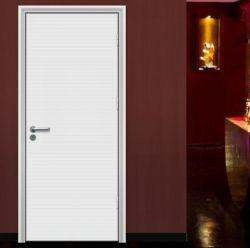 Commerce de gros de bois de chêne blanc chambre à coucher intérieur avant de Contreplaqué Portes en bois des affaires étrangères de prix de la porte dans les Émirats arabes unis
