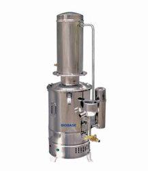 Elektrisch-Verwarmt van de auto-Controle van het Merk van Biobase de Distillateur van het Water