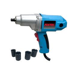 Fixtecの動力工具900W 220V-240Vのハードウェア手1/2の電気影響レンチ