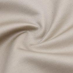 Couleur naturelle écrue Calico Tissu de coton
