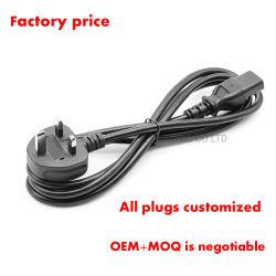 Настраиваемые шнур питания разъем с C13 Разъем/ электрический провод