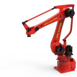 6 axes du robot multifonctions pour transporter Electrowelding Cowork dans la préparation et mise en place, de chargement, assemblage, emballage, Spray, meuler, empilage Tendance de la machine