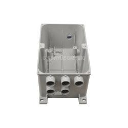 Aluminiumgehäuse Druckguss-Gehäuse-Energien-Anschlusskasten für elektrisches Auto
