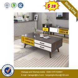 Moderner Art-ultra dünner Montierungs-festes Holz Fernsehapparat-Schreibtisch (UL-MFC019)