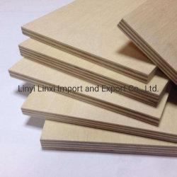 2-30mm Plywood comercial para los muebles y embalaje