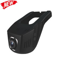 1080PスクリーンのDVRによって隠されるダッシュのカメラ車のビデオレコーダーを記録しない完全なHD USBのカメラ