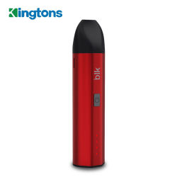 Kingtonsの新しい草の蒸発器の新星の乾燥したハーブのVapeのペン2019年