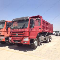 Sinotruk HOWO 290|336|371 شاحنة Dumper ذات العجلات 10 سعة 18 م3