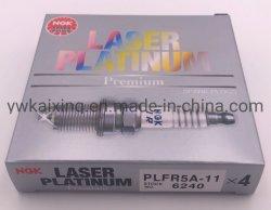 Ngk 6240 Platin-Funken-Stecker Laser-Plfr5a-11