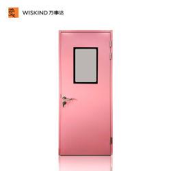 Sistema de Purificação de Ar Wiskind/salas brancas de classe e porta de salas brancas de aço para a indústria farmacêutica e alimentar/hospital/OT/Operação Theatre certificadas pela norma ISO 9001