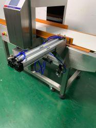 Продажи с возможностью горячей замены ленты конвейера тип детектора металла для производства продуктов питания