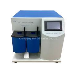 Het laboratorium de Producten van de Aardolie van -70 Graden ASTM D97 het Meetapparaat van het Stolpunt