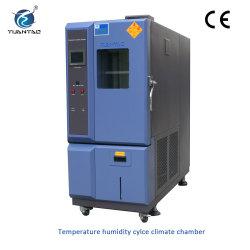 実験室電池のパックの信頼できる温度の湿気のサイクルの人工気象室