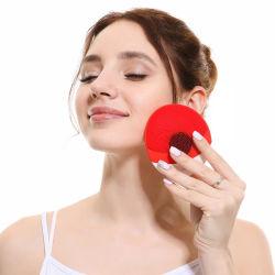 Strumenti facciali facciali brevettati originali di pulizia della pelle della spazzola di pulizia della pulitrice di cura di pelle della spazzola del silicone impermeabile della fabbrica di Vierge