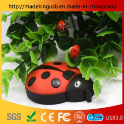 Commerce de gros 3D personnalisé PVC Flash USB Pen Drive pour cadeau
