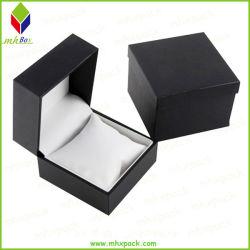 Jóias de papelão rígido Assista a embalagem de papel