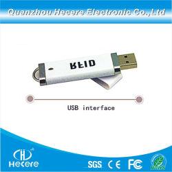 RFIDの制御システムのためのR60c 13.56MHzの近さのカード読取り装置USB