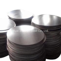 ステンレス鋼はAISI 304を430 443 439 301 316L 201等級のステンレス鋼の円広げる