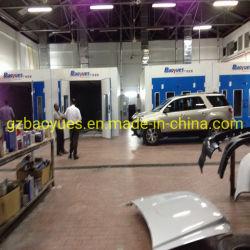 Auto Cabinas de pintura/COCHE/máquina de pintura equipo de reparación de automóviles/Auto Paintbooth para pintura automotriz