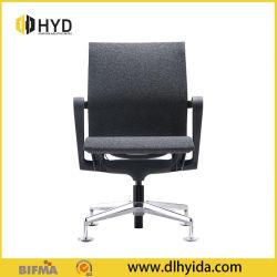 Ergonomische moderne preiswerte niedrige Computer-Schreibtisch-Stuhl-Rückseiten-Aluminiumstützexecutivwalzen-Schwenker-Büro-Stuhl