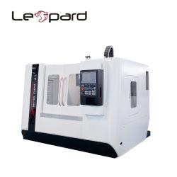 fresadora CNC para mecanizado de piezas de metal Molino CNC 3D.