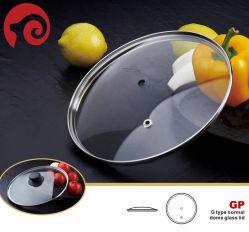 G Type кастрюлю закаленное стекло крышки для Посуда стеклянная емкость