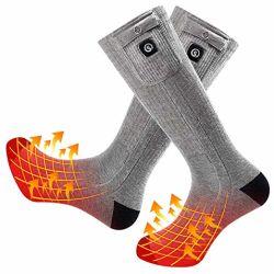 منقذ ساخن جوارب [رشرجبل بتّري] يدّخر [ثرمل] ساخن شتاء قدم مسخّن لأنّ رجل وإمرأة