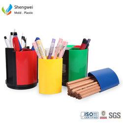 Пластмассовый держатель Homeuse вращающейся ручки управления канцелярские Пластиковые формы ЭБУ системы впрыска