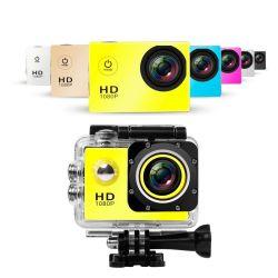 De promotie Videocamera van de Sporten 1080P Mini Digitale DV van Giften Openlucht met 30m maakt waterdicht