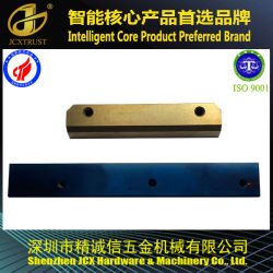 Taglierina non magnetica della riparazione dell'argano dell'anodo delle stagnole della parte della batteria del carburo cementato della lega dell'inclusione ultrasonica dell'elettrodo