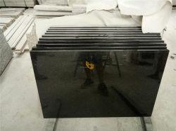 La pierre naturelle pour le comptoir de granit noir/Vanitytop/PLANCHER/Wall Tile