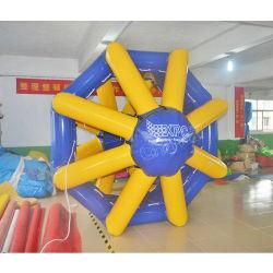 Fun Water Inflatable Game Inflatable Water Wheel für den Vertrieb