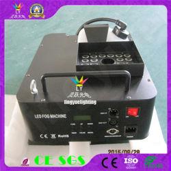 Etapa Fogger DMX RGB LED 1500W máquina de humo
