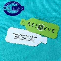 Tessuto di maglia di trama riciclato ecologico di Birdeye del Knit del poliestere per il vestito di gioco del calcio e di calcio