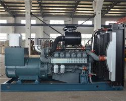 60 Hz Doosan 700 kw Dieselgenerator Der Marke Korea