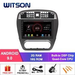 Witson Vierradantriebwagen-Kern-Auto-DVD-Spieler für Nissans Sylphy 2008-2012